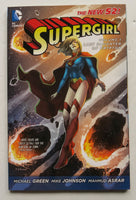 Supergirl Vol. 1 Last Daughter of Krypton The New 52 DC Comics Graphic Novel Comic Book