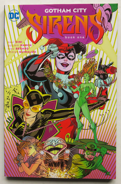 Gotham City Sirens Vol. 1 DC Comics Graphic Novel Comic Book