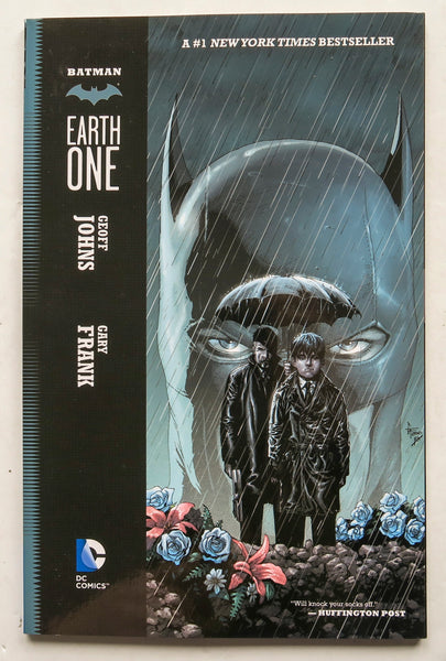 Batman Earth One DC Comics Graphic Novel Comic Book
