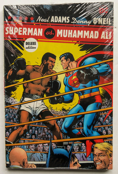 Superman Vs. Muhammad Ali DC Comics Graphic Novel Comic Book