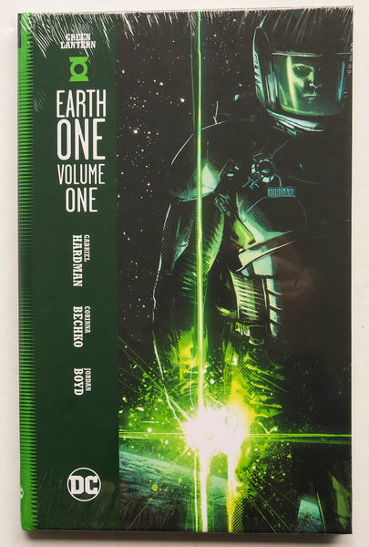 Green Lantern Earth One Vol. 1 DC Comics Graphic Novel Comic Book