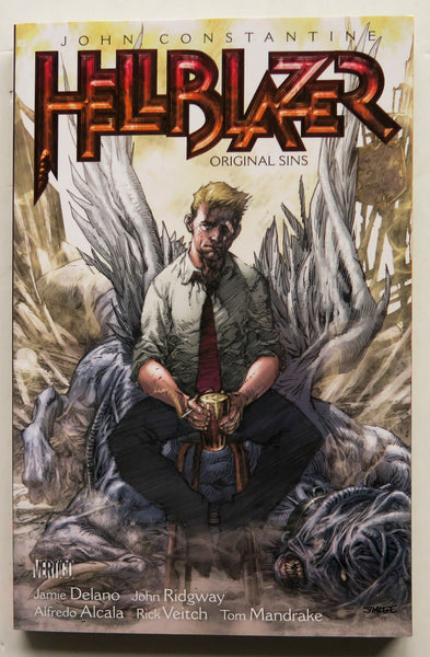 John Constantine Hellblazer Vol. 1 Original Sins Vertigo Graphic Novel Comic Book