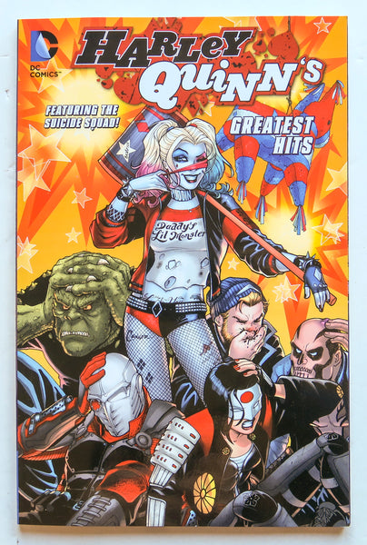 Harley Quinn's Greatest Hits DC Comics Graphic Novel Comic Book