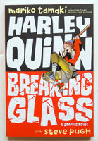 Harley Quinn Breaking Glass DC Ink Comics Graphic Novel Comic Book