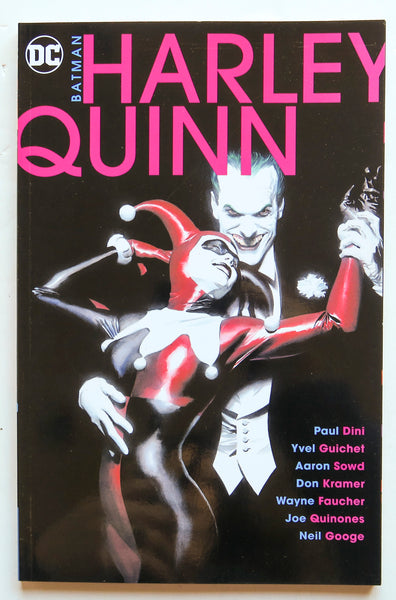 Batman Harley Quinn DC Comics Graphic Novel Comic Book