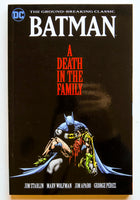 Batman A Death in the Family DC Comics Graphic Novel Comic Book