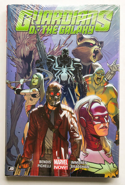 Guardians of the Galaxy Vol. 2 Marvel Now Graphic Novel Comic Book