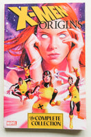 X-Men Origins The Complete Collection Marvel Graphic Novel Comic Book