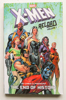 X-Men Reload The End of History Vol. 1 Marvel Graphic Novel Comic Book
