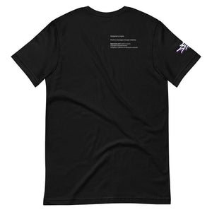 Design by Process (Tee) Black
