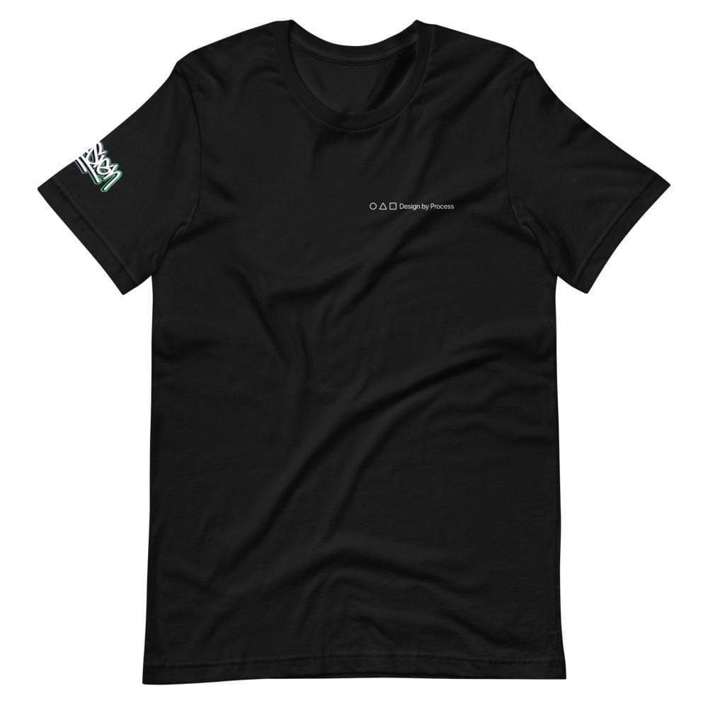 Design by Process (Tee) Black XS
