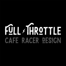 Load image into Gallery viewer, Hoodie Cafe Racer Design Route 1