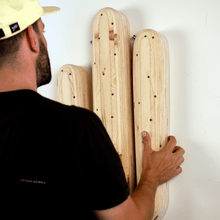 Load image into Gallery viewer, Illuminated Saguaro 3 (Wood Sculpture)