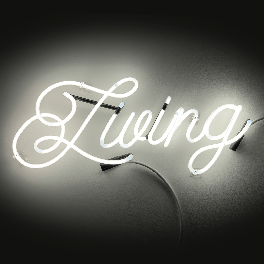 Living (Neon Sign)