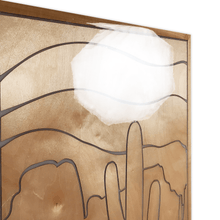 Load image into Gallery viewer, Natural Desert 1 (Wood Panel)