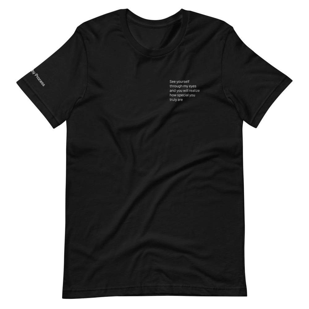 See Through My Eyes (Tee) Black XS