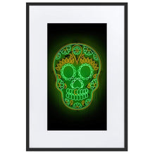 Load image into Gallery viewer, Skull DDLM2 (Frame) Black 61×91 cm