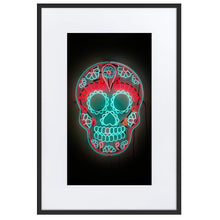 Load image into Gallery viewer, Skull DDLM3 (Frame) Black 24.0 x 35.8 inch (61×91 cm)