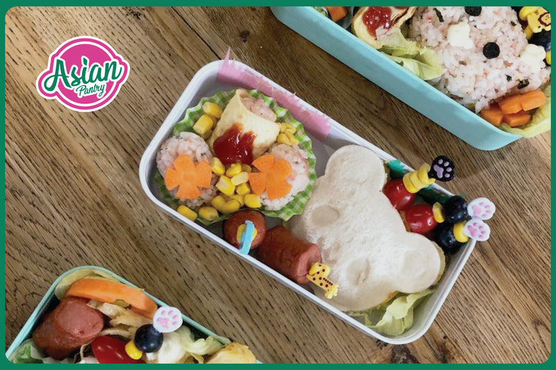 5 quick & easy Asian lunch box ideas for kids