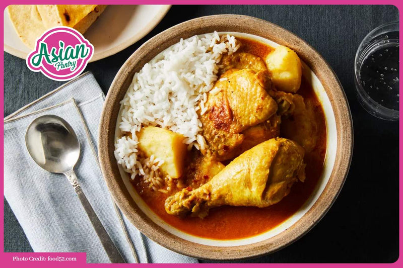 How to make authentic Malaysian chicken curry with just 15 minutes prep