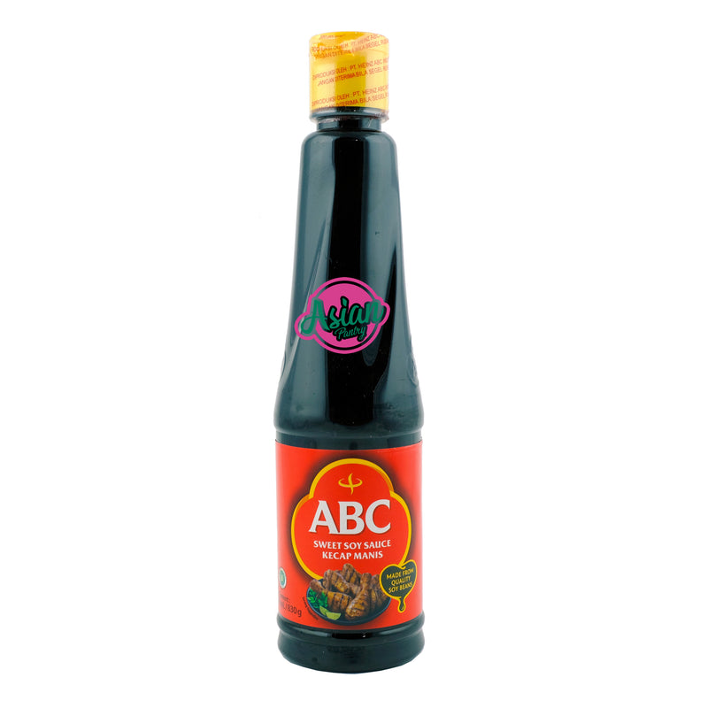 ABC Sweet Soy Sauce 600ml Front