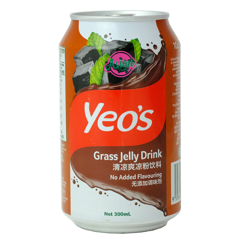 Yeo's Grass Jelly Drink 300ml Front