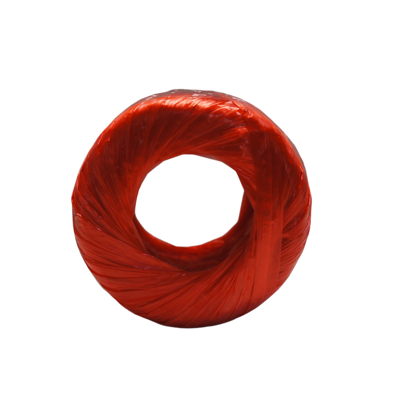 PHD Plastic String Ball RED 1pc Back