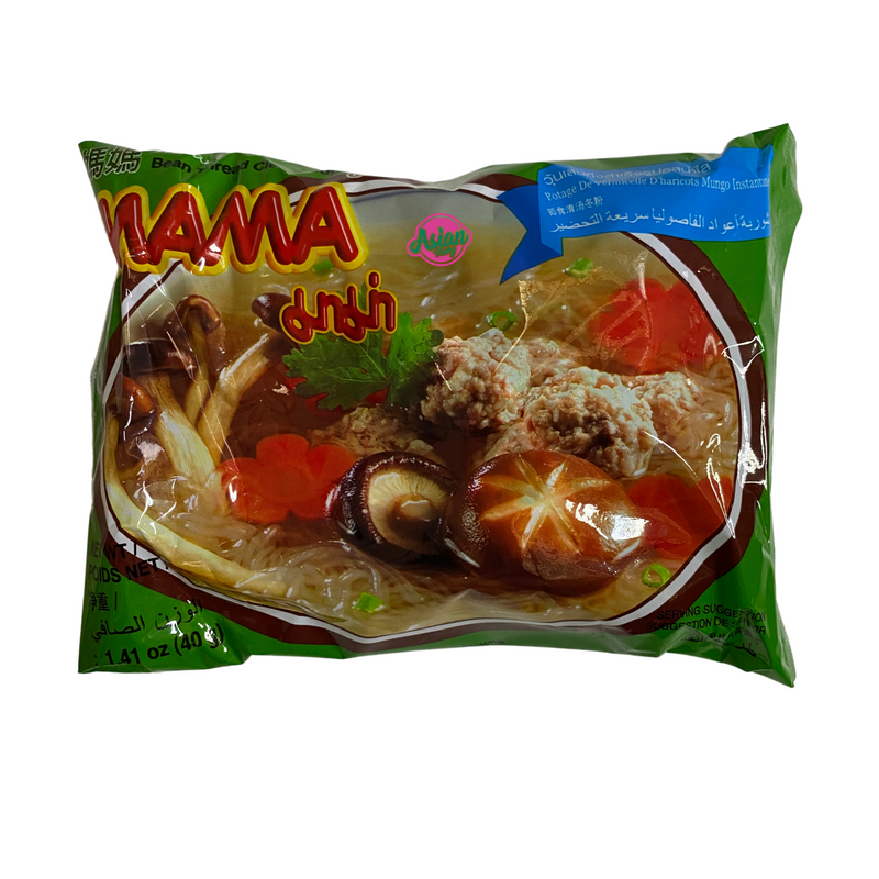 Mama Bean Thread Clear Soup 40g - Asian PantryMama Asian Groceries