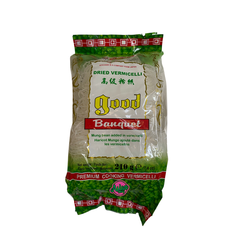Acecook Good Dried Vermicelli 210g Front