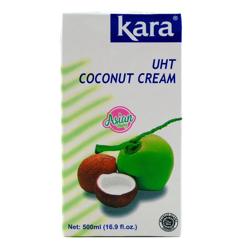 Kara Coconut Cream 500ml Front