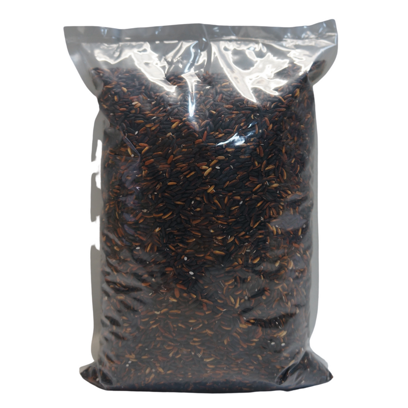 Nature Food Black Glutinous Rice 2kg Front