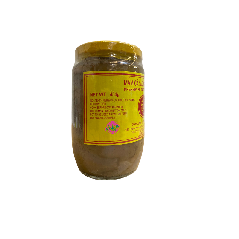 A1 Preserved Salted Tench Fish Paste Sauce 454g - Asian PantryA1 Asian Groceries