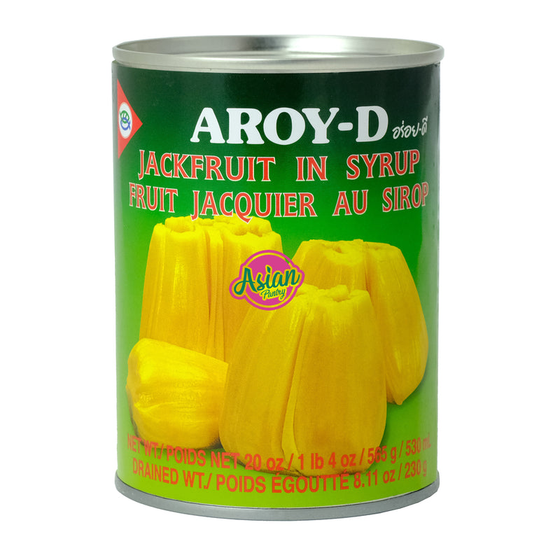 Aroy D Jackfruit in Syrup 565g Front