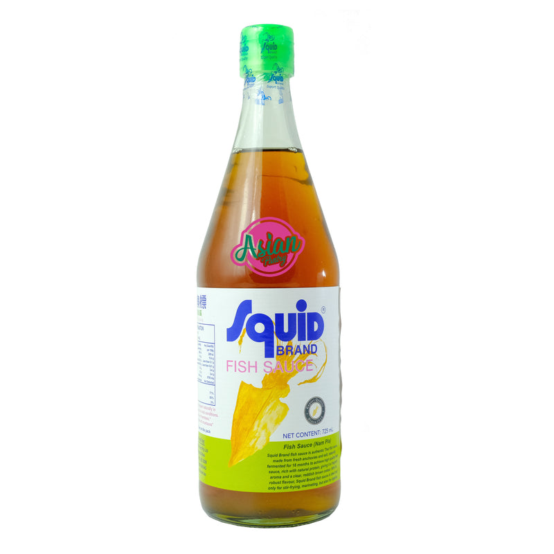 Squid Brand Fish Sauce 725ml Front