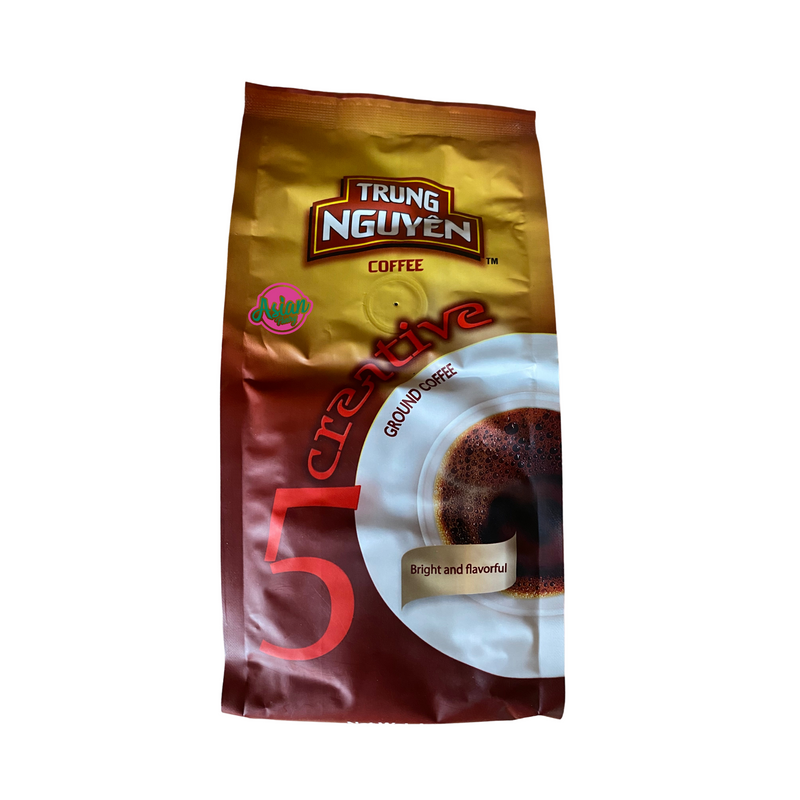 Trung Nguyen Ground Coffee no.5 250g Front