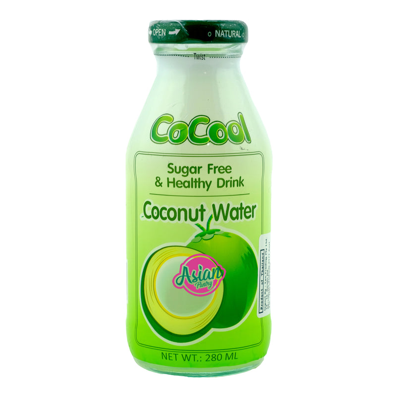 Cocool Coconut Water 280ml Front