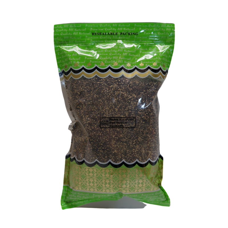 Perfect Fine Foods Black Pepper Cracked 500g Back