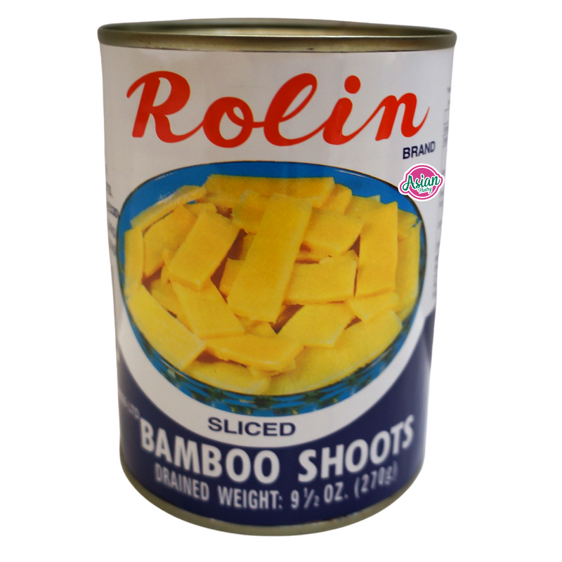 Rolin Bamboo Shoot Sliced 540g Front