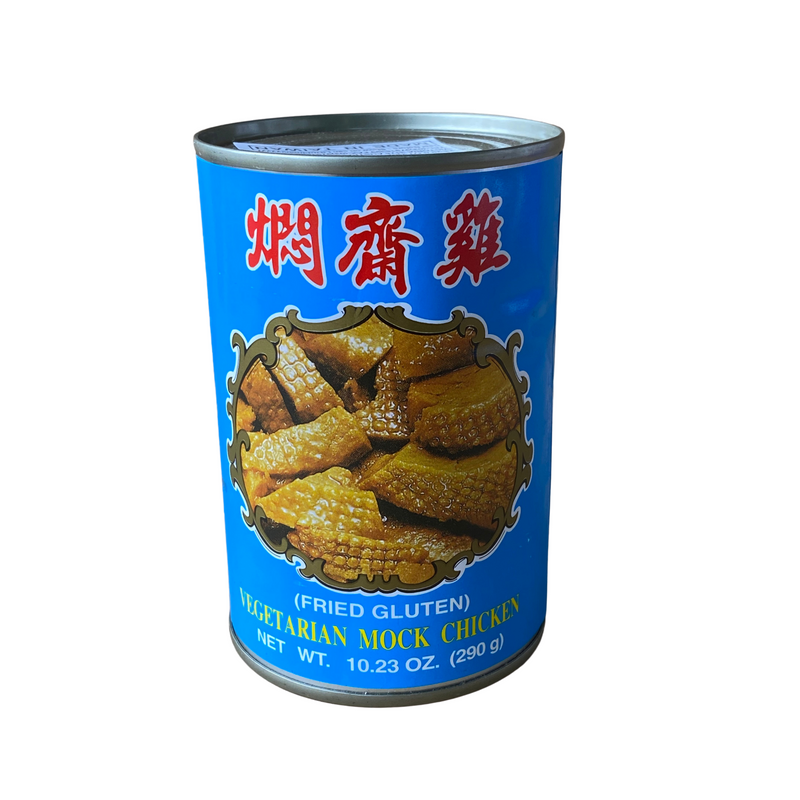 Wu Chung Brand Vegetarian Mock Chicken 290g Front