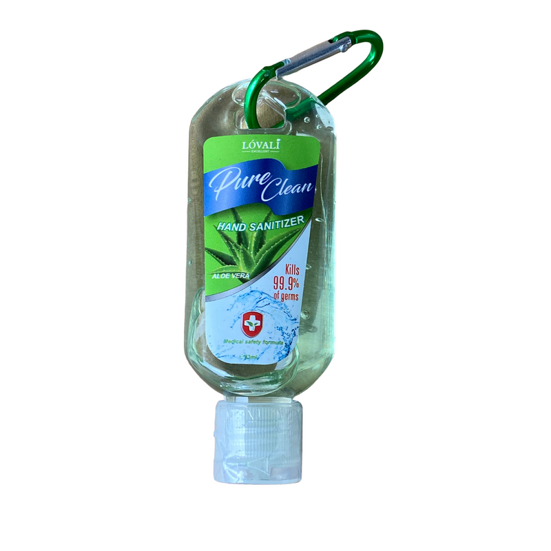 Lovali Pocket Hand Sanitizer 53ml Front
