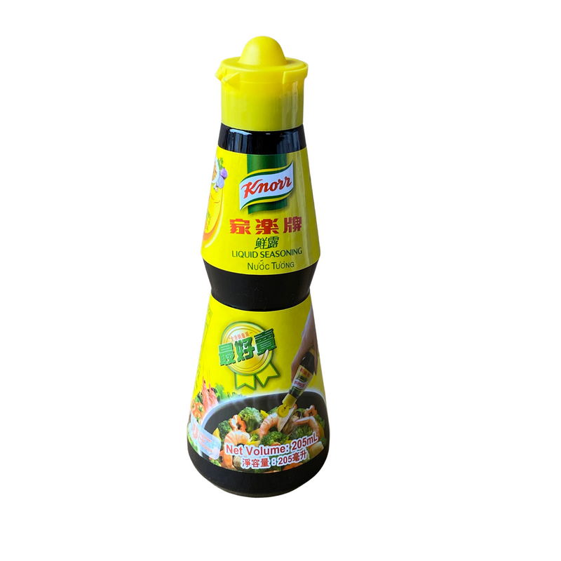 Knorr Liquid Seasoning 205ml Front