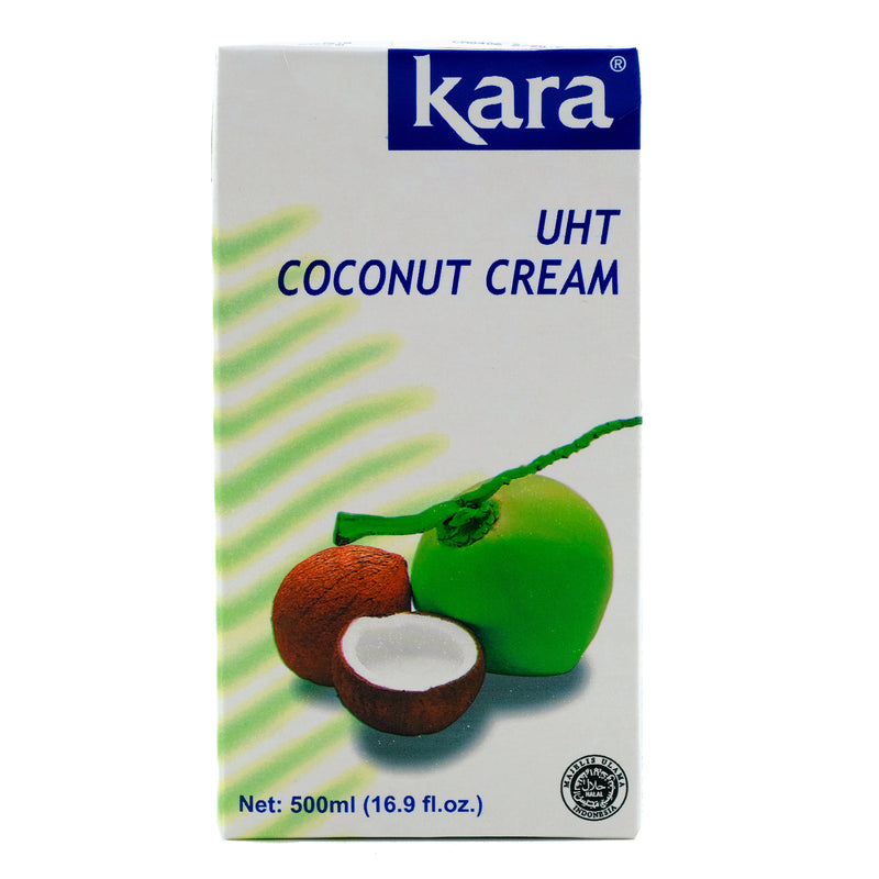 Kara Coconut Cream 500ml Back