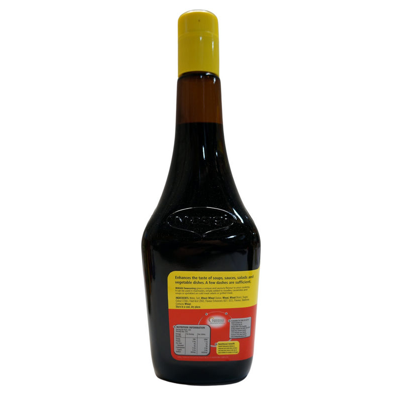 Maggi Seasoning Sauce 800ml Back