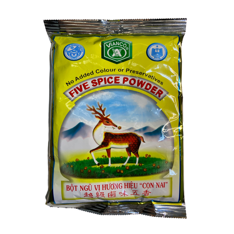 Vianco Five Spice Powder 100g Front