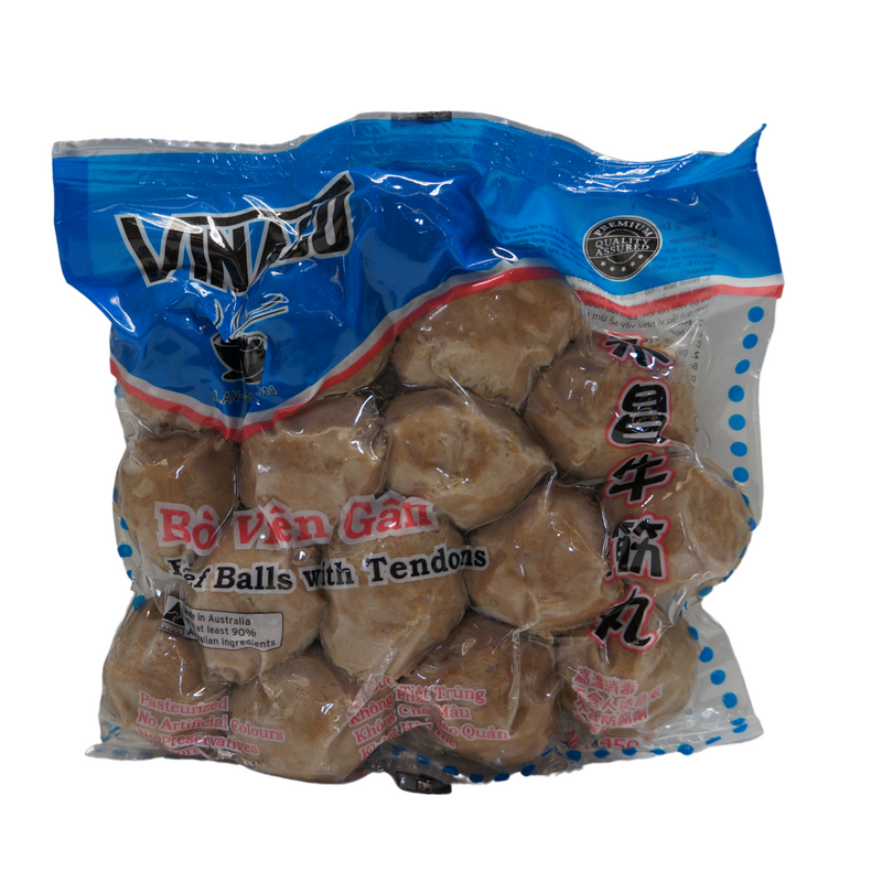 [FRESH] Vinaco Beef Balls with Tendon 450g Front