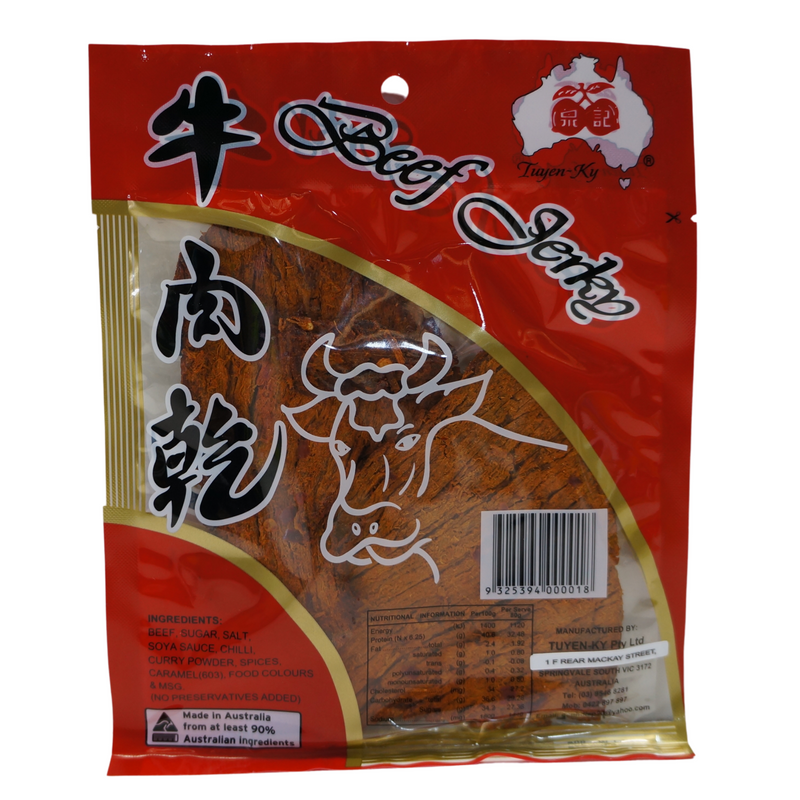 Tuyen-Ky Beef Jerky 80g - Asian PantryTuyen-Ky Asian Groceries
