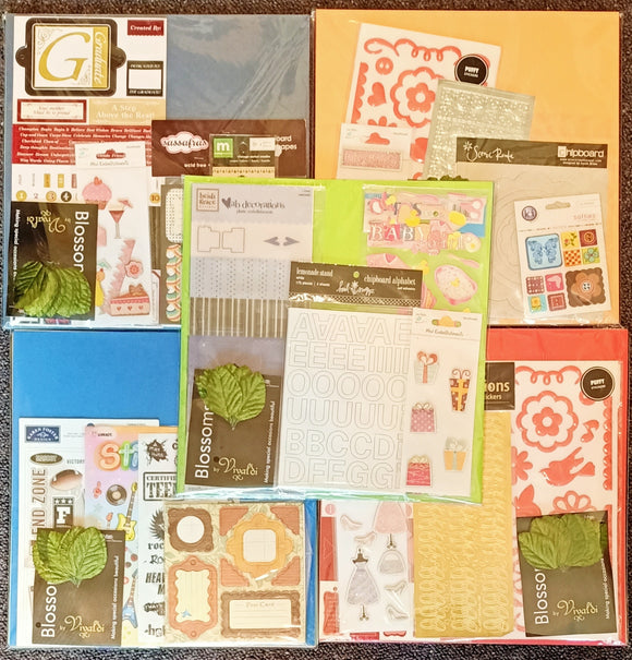 Scrapbooking Gift Pack