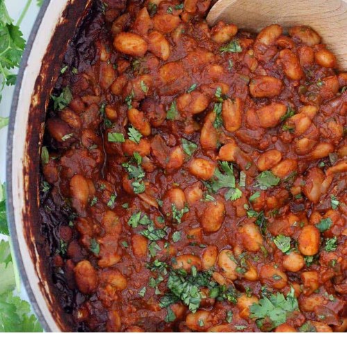 Mexican Baked Beans Chilli