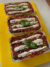 Load image into Gallery viewer, Vegan Lasagne - Italian