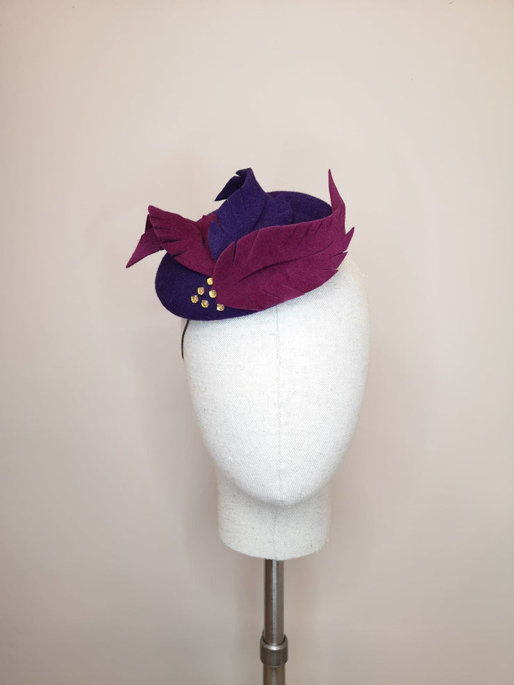 Carla Cocktail Hat